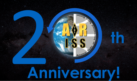ARISS:  Celebrating 20 Years of Continuous Operations on ISS!!